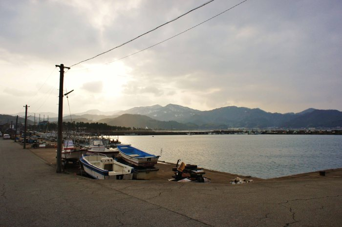 Kasumi harbor