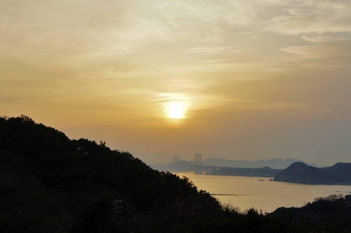 Kyukamura view