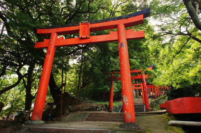 Izushi Castle shinr