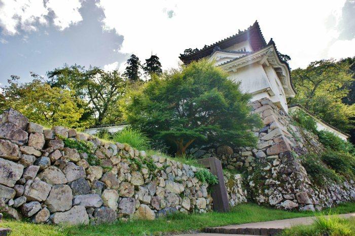 Izushi Castle 4