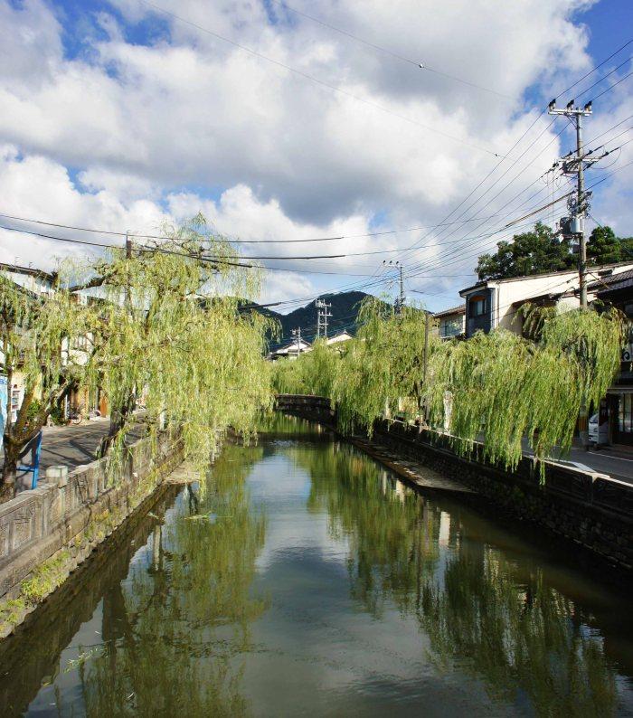 Kinosaki famous view