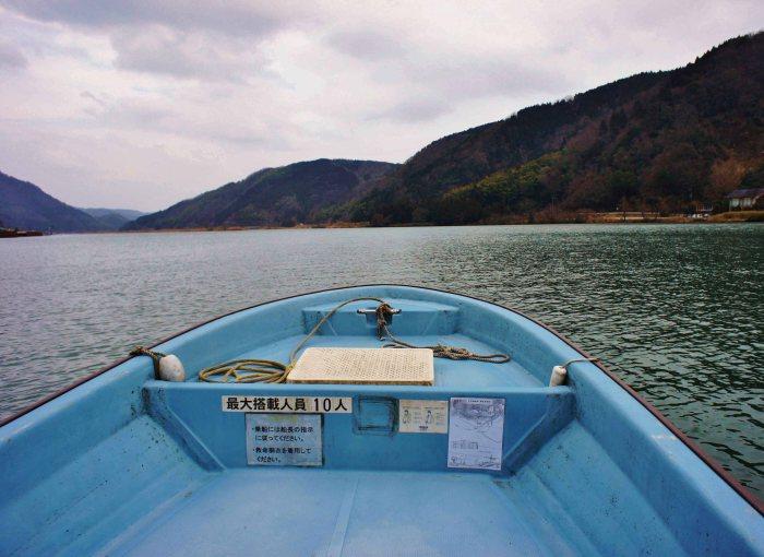 Boat to Genbudo