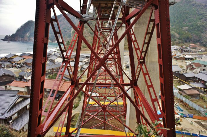 Bridge cross-section