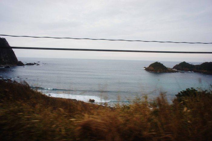 San'in coastline