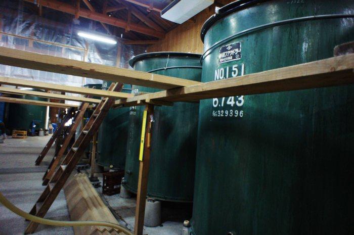 Sennen-Ichi Shuzo sake brewery