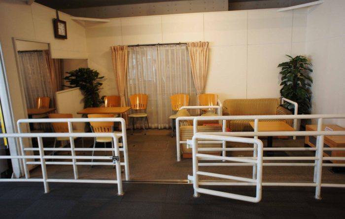 Earthquake room