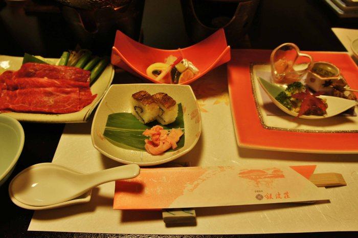 Ginpaso dinner 1